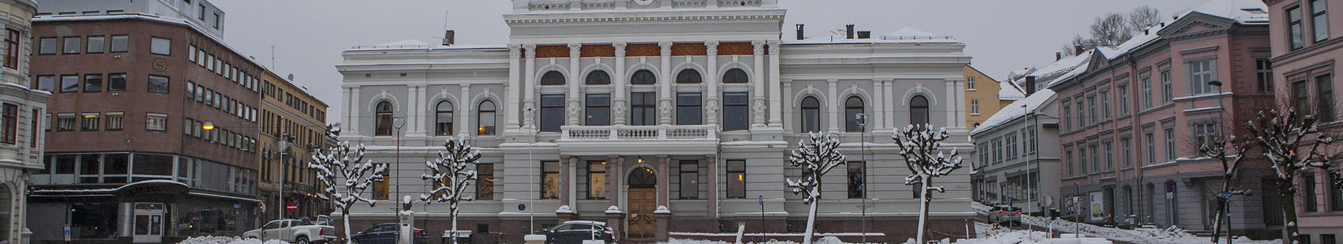 Rådhuset i Skien kommune