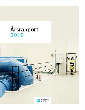 Forside Årsrapport 2018
