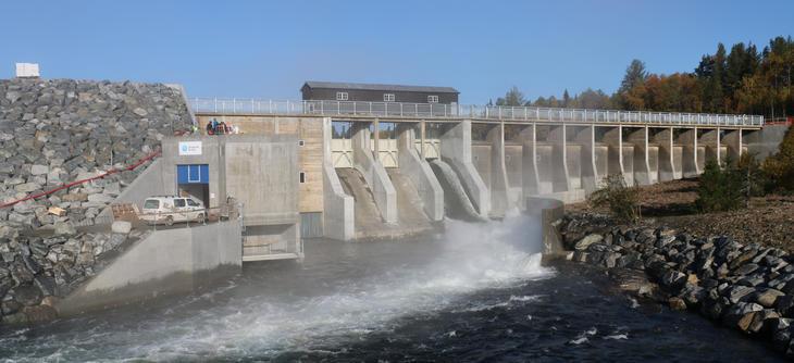 vannkraft vannkraftverk