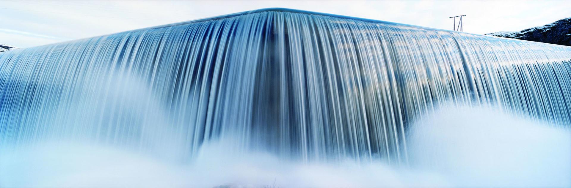 Fossende vann